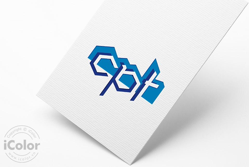 Thiết kế logo CTCP Cung ứng vật tư và SX CPT
