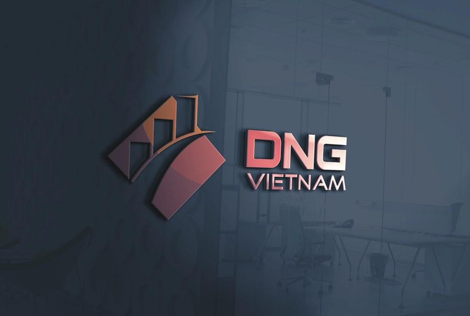 Thiết kế logo Công ty Cổ phần DNG