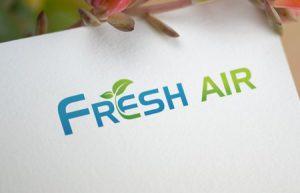 Thiết kế logo Công ty Fresh Air Việt Nam