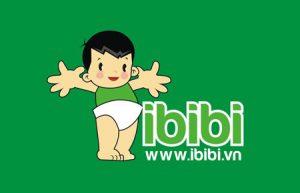 Thiết kế logo Shop trẻ em ibibi