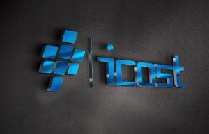 Thiết kế logo Phần mềm icost