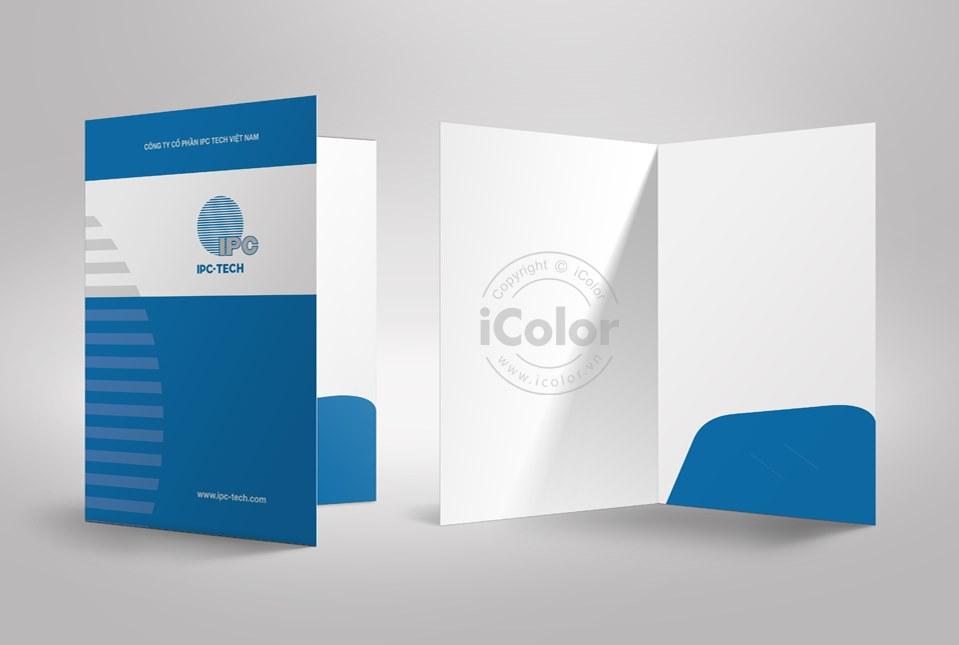 Thiết kế logo CTCP Kỹ thuật IPC
