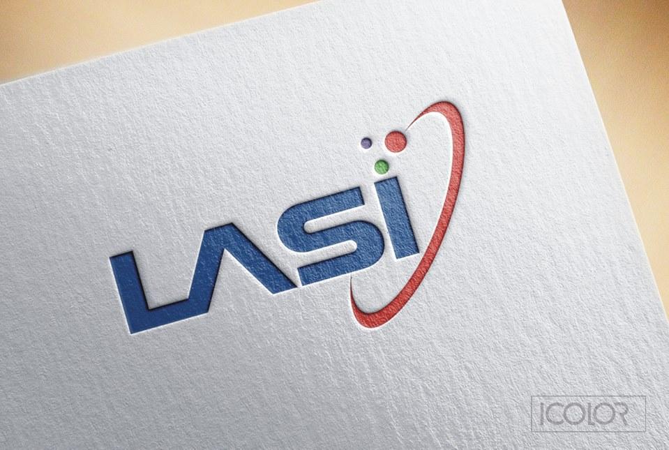 Thiết kế logo CTCP Vật tư Khoa học Kỹ thuật LASI