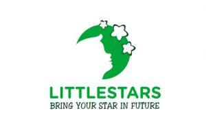 Thiết kế logo Những ngôi sao nhỏ