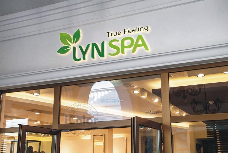 Thiết kế logo TMV LYN Spa