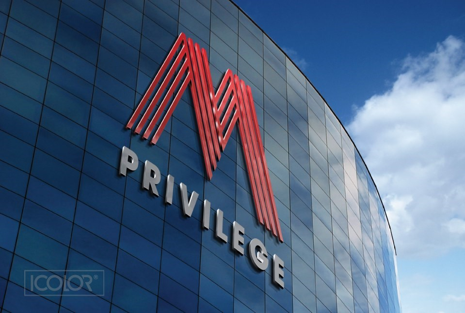 Thiết kế logo CT ClubM M Privilege
