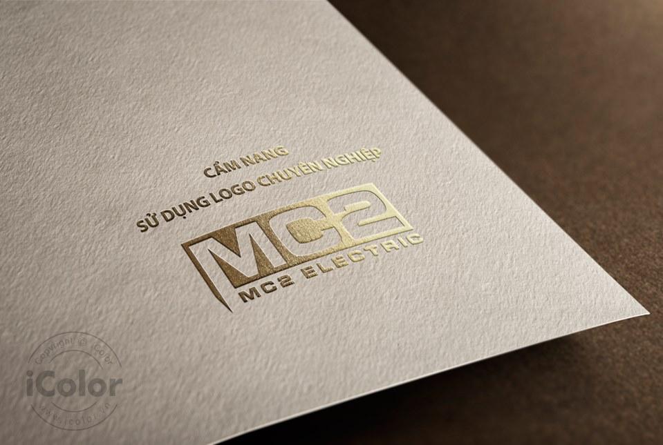 Thiết kế logo CTCP DV Cơ điện lạnh Công trình TSC