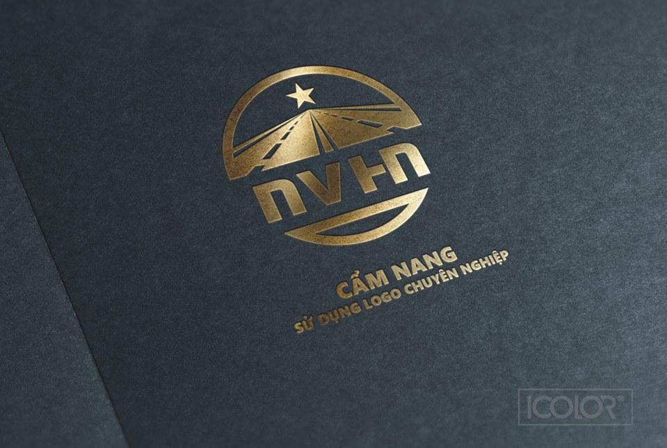 Thiết kế logo CTCP Đầu tư Nam Việt Hà Nội