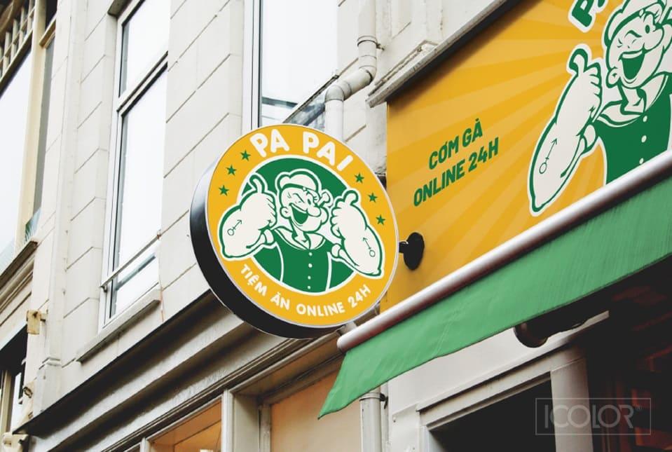 bộ nhận diện thương hiệu nhà hàng, bộ nhận diện thương hiệu nhà hàng gồm những gì, nhận diện thương hiệu cho nhà hàng,