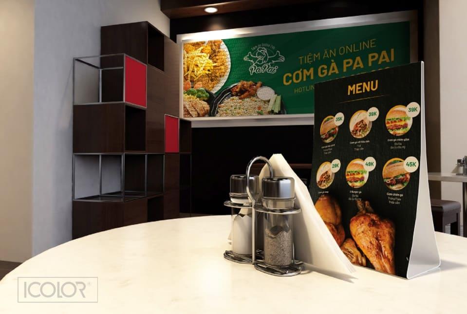 bộ nhận diện thương hiệu nhà hàng gồm những gì, nhận diện thương hiệu cho nhà hàng,