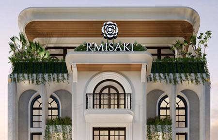 Thiết kế logo Khách sạn R-Misaki