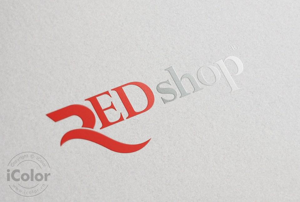 Thiết kế chuỗi cửa hàng thời trang REDshop