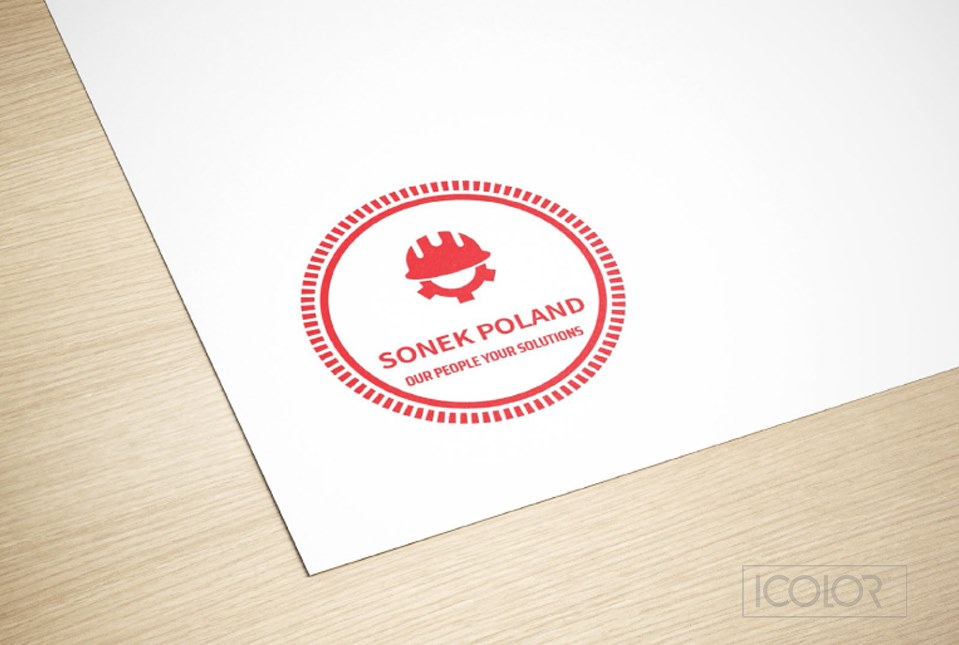 Thiết kế logo CTCP Sonek Poland