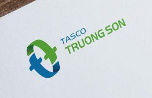 Thiết kế logo CTCP TASCO Trường Sơn