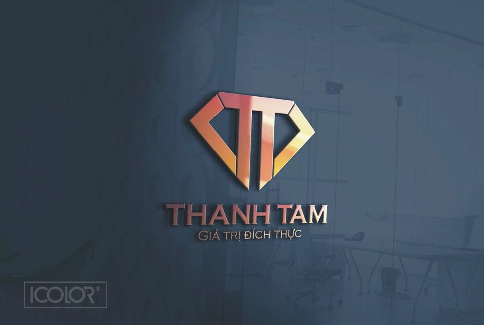 Thiết kế logo Thanh Tâm