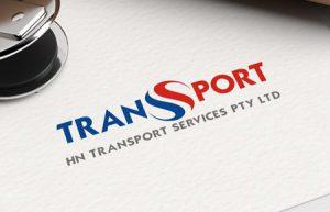 Thiết kế logo Công ty Transport