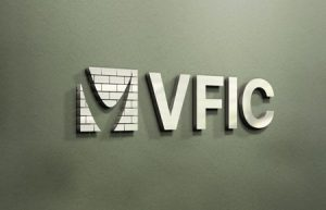 Thiết kế logo Công ty CP Đầu tư XD & TM Việt Pháp (VFIC)