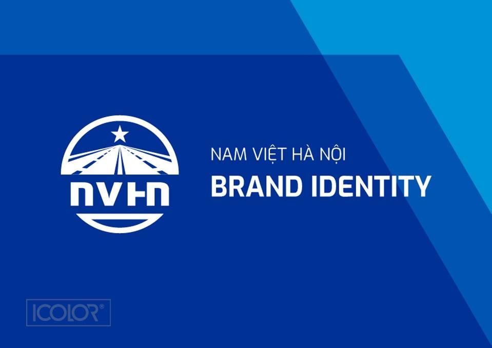 Bộ nhận diện Công ty Nam Việt Hà Nội