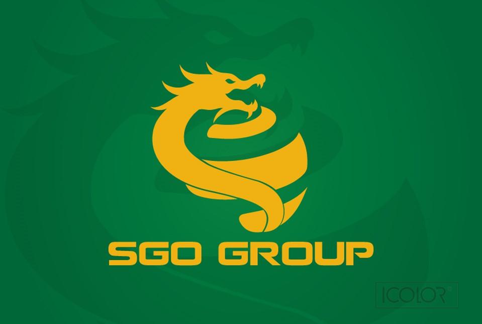 Thiết kế logo Công ty Cổ phần Tập đoàn SGO
