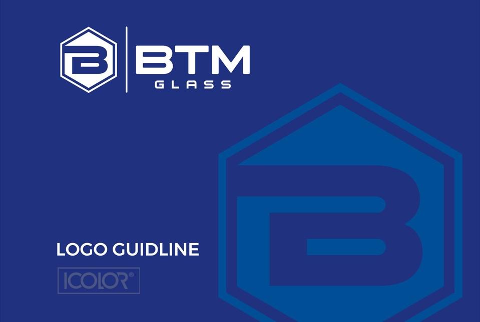 Thiết kế logo Công ty Bắc Thanh Minh