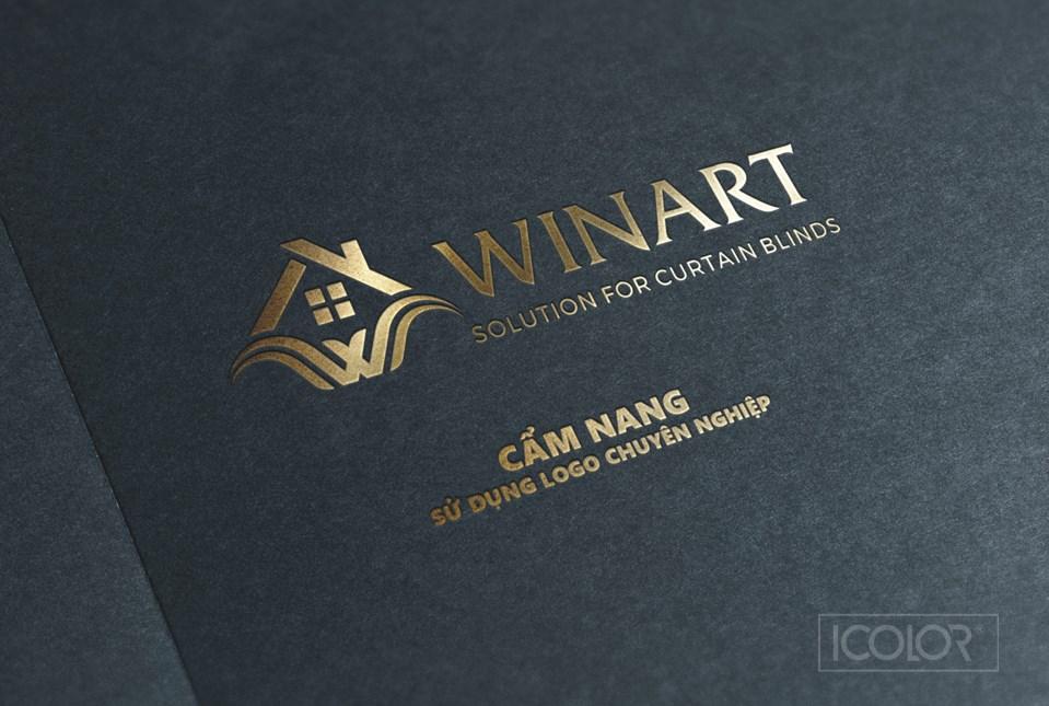 Thiết kế logo Công ty Cổ phần Winart