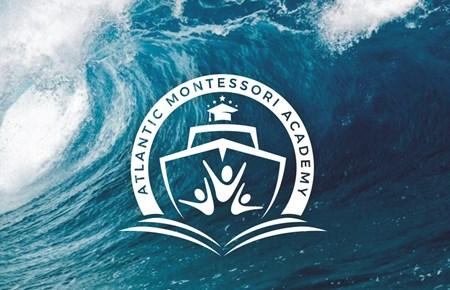 Thiết kế logo Trường mầm non Atlantic Preschool