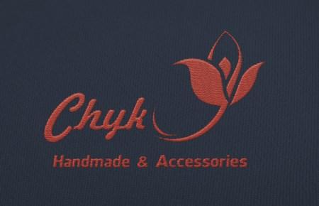Thiết kế logo Thương hiệu Chyk Hanmade