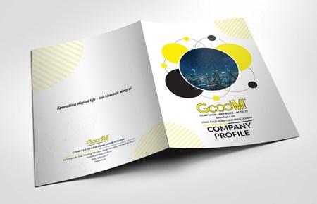 Thiết kế profile CTCP Công nghệ GOODM