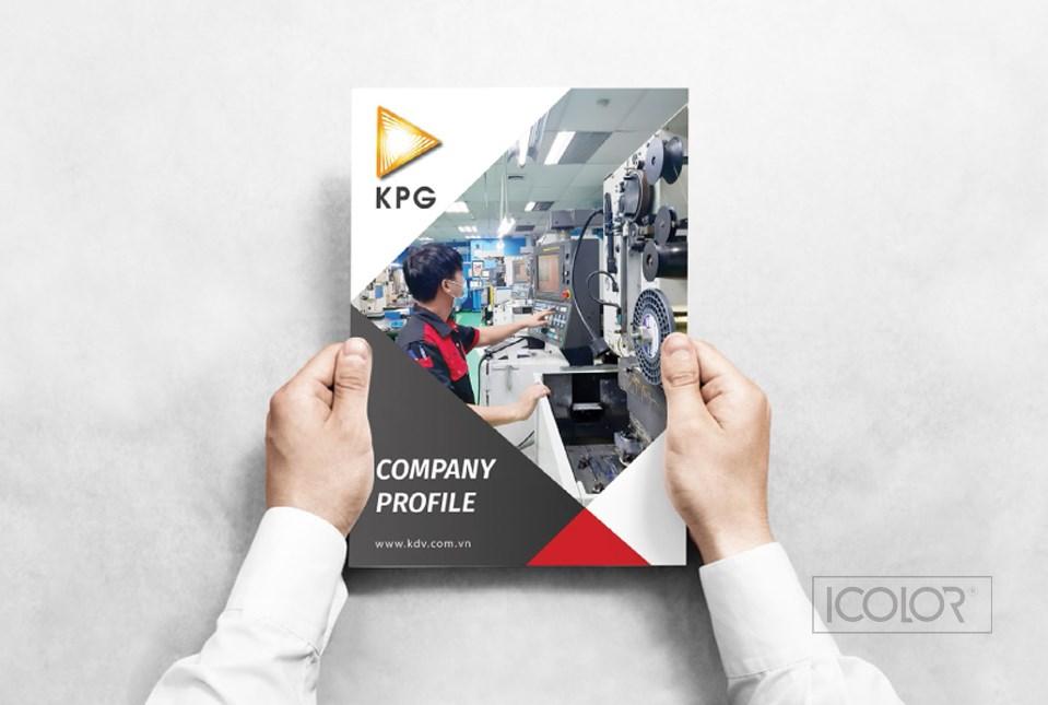 Thiết kế Profile | hồ sơ năng lực Công ty Kyoei Dietech