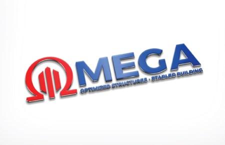 Thiết kế logo CTCP Kết cấu thép Omega VN