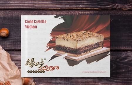 Thiết kế Catalogue Thương hiệu Royal Tea