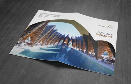 Thiết kế profile CTCP Đầu tư Du lịch Sunset Hòa...