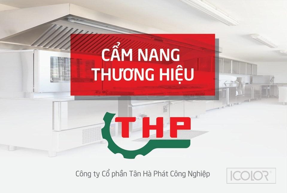 Thiết kế logo CTCP Tân Hà Phát Công Nghiệp 2021
