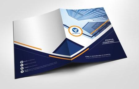 Thiết kế profile CTCP Đầu tư VCAPITAL
