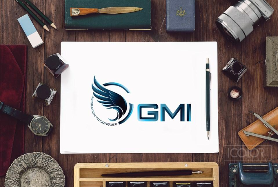 Thiết kế logo công ty cổ phần GMI Việt Nam