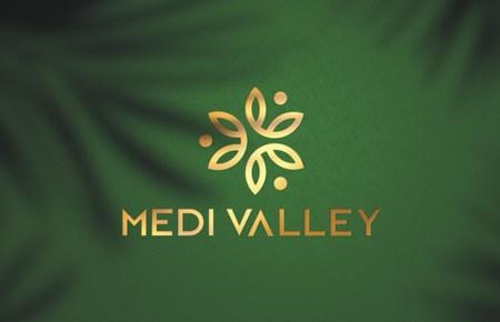 Thiết kế thương hiệu Mỹ phẩm Medi Valley