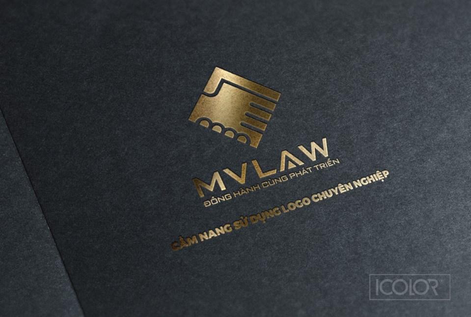 2021 Thiết kế logo công ty trách nhiệm hữu hạn Tư vấn M&V