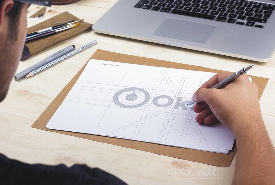 Thiết kế logo Công Ty TNHH Oki Asean 2021