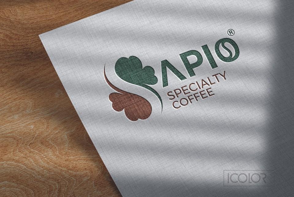 Thiết kế thương hiệu Công ty Cổ phần Cà phê SAPIO