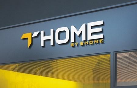 Thiết kế thương hiệu Kiến trúc Nội thất T HOME