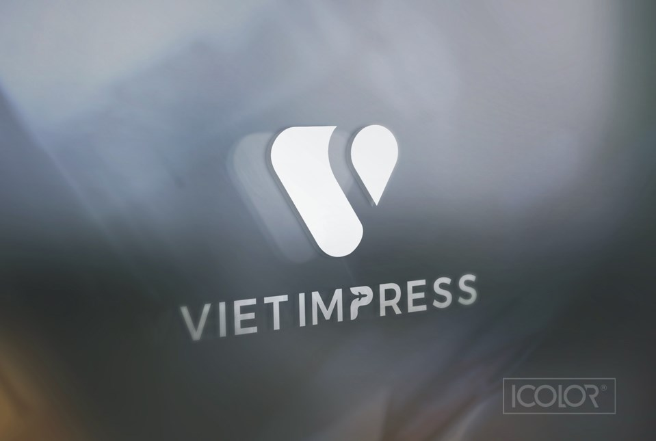 2021 Thiết kế logo CTCP Du lịch và DV Ấn Tượng Việt