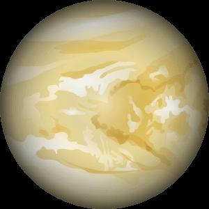 Biểu tượng logo sao kim Venus