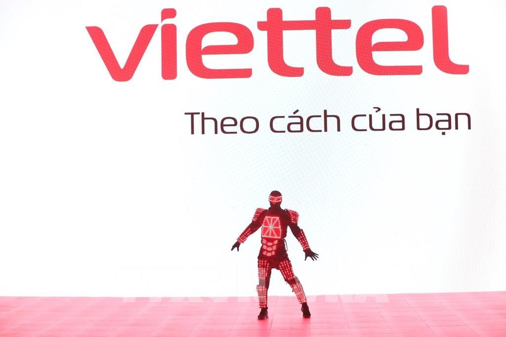 Viettel tái định vị với bộ nhận diện hoàn toàn mới.