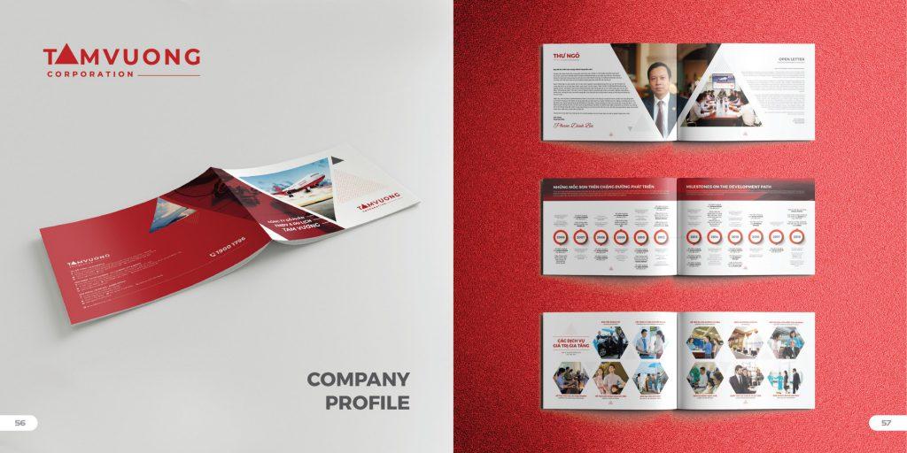 Các lĩnh vực ngành nghề nên thiết kế hồ sơ năng lực công ty ( profile công ty )