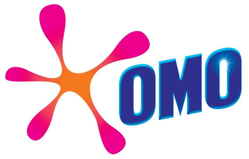OMO mang tên gọi rất dễ nhớ, ngắn gọn, dễ thuộc. Bao bì và *Là phần rất quan trọng với thiết kế bao bì đặc sắc dể gây sự chú ý đến khách đóng gói hàng, màu sắc truyền thống của OMO là đỏ trắng, xanh dương đậm.