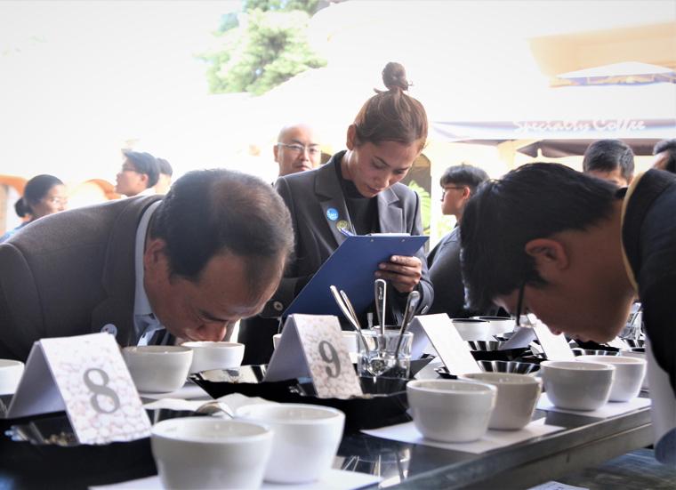 Hệ thống truy xuất nguồn gốc tích hợp các công nghệ thông tin, kĩ thuật số tiên tiến đang được áp dụng với 5 công ty tham gia vào dự án cho phép người tiêu dùng có thể truy xuất các thông tin từ trang trại tới sản phẩm cà phê cuối cùng.