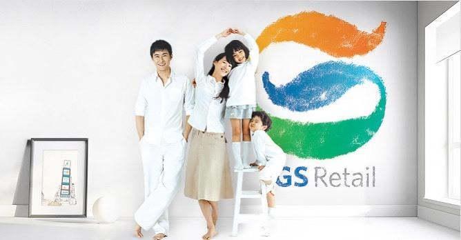 Logo mới của GS Shop là sự kết hợp đặc điểm nhận diện của GS Holdings Corp và GS Home Shopping Inc.