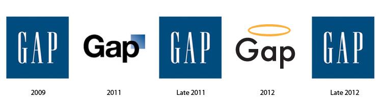 Trong khoảng thời gian những năm 1990 và đầu những năm 2000, không thể nào đi bộ xuống phố mà không nhìn thấy một chiếc áo có logo GAP.