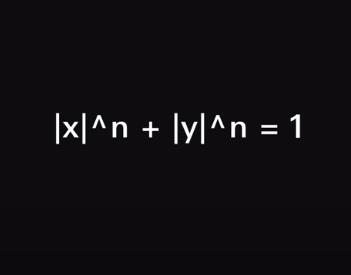 Công ty tiếp tục lưu ý rằng hình dạng của logo mới có thể được mô tả bằng các phương trình toán học (một thuộc tính phổ biến đối với hầu hết các hình dạng) và công ty đã phải mất một thời gian dài để chọn đúng (quá trình thay đổi thương hiệu bắt đầu vào năm 2017).