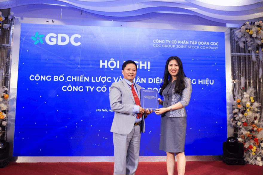 Tập đoàn GDC trình làng bộ nhận diện thương hiệu mới